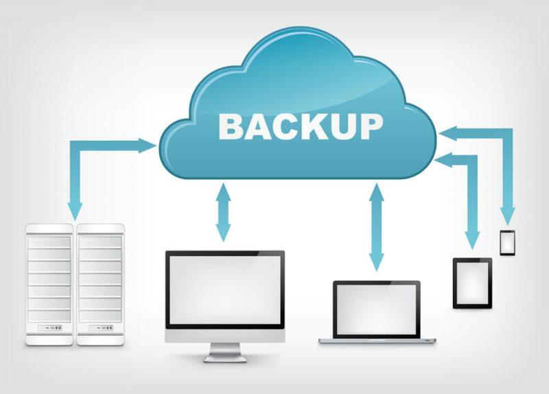 Cloud Backup Server